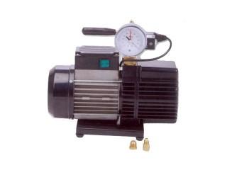VAKUMPUMP WIGAM RS9DE/V180 L/MINUTEN 0,010 MicBACKVENTIL & VACUMETER