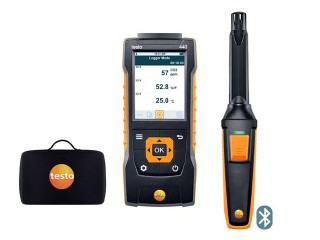 TESTO 440 CO2-SET MED BT