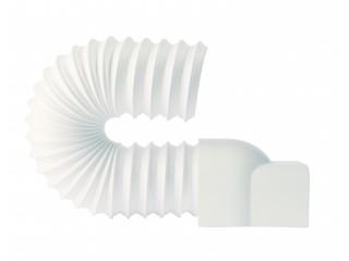 FLEX AVSLUT MOT UTEDEL 80X60 L: 200mm - 700mm